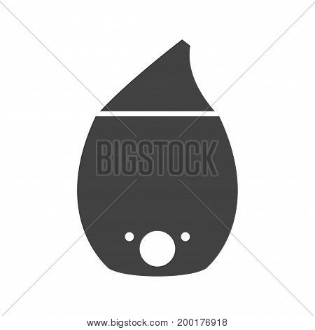 Humidifier, air, device icon vector image. Can also be used for Climatic Equipment. Suitable for mobile apps, web apps and print media.