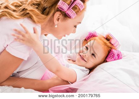 Sensual Mother And Daughter