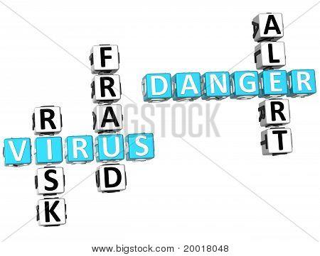Virus Danger Crossword