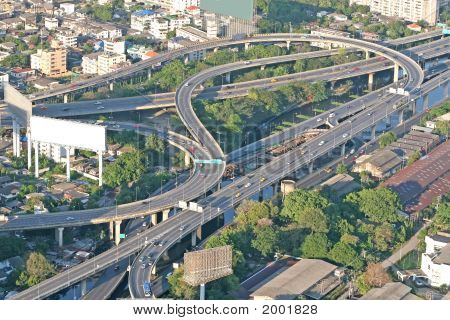 Motorway Intersection