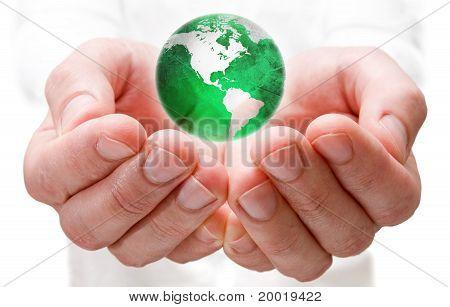 Save the world.