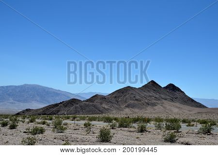 Death Valley National Park In California, United States Of America