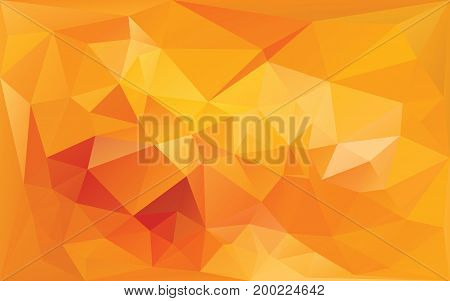 abstract background in yellow orange tone colors