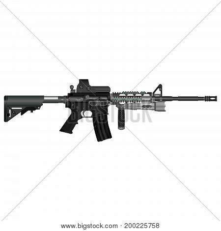 Carbine M4A1.eps