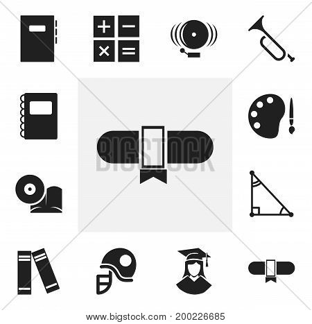 Set Of 12 Editable Teach Icons. Includes Symbols Such As Hardhat, Calculate, Award And More