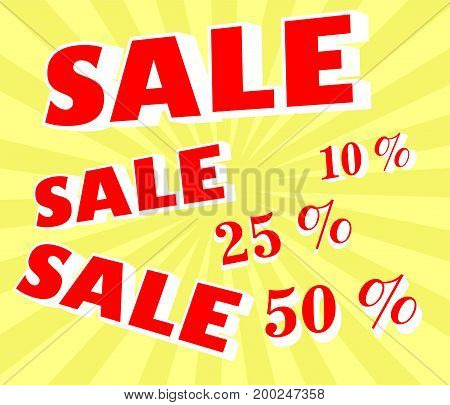 Vector image sale Off 10 25 50