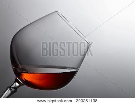 Snifter Of Brandy .