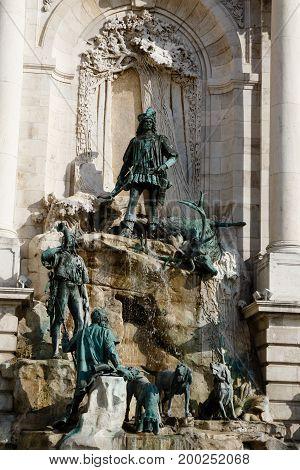 Fountain Of King Matthias