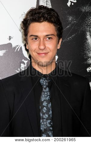NEW YORK, NY - AUGUST 17: Actor Nat Wolff attends the 'Death Note' New York premiere at AMC Loews Lincoln Square 13 theater on August 17, 2017 in New York City.