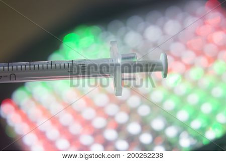 Medical Needle Injection