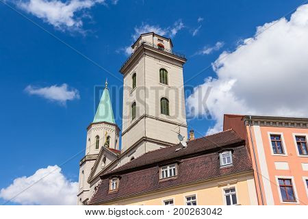 St John's Church In Zittau