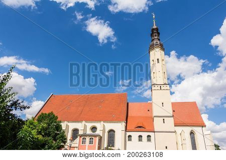 St. Peter And St. Paul's Church In Zittau