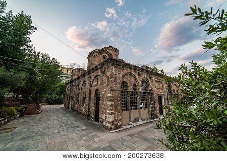 Twelve Apostles, Near Agiou Dimitriou Street, Churches Of Thessaloniki City