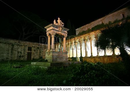 Rural Romanesque Church