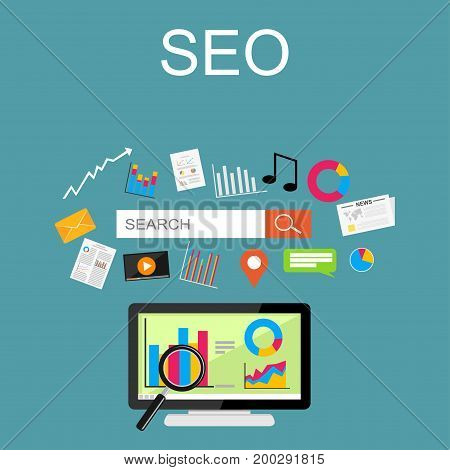Search Engine Optimization, data analytics, internet content marketing.