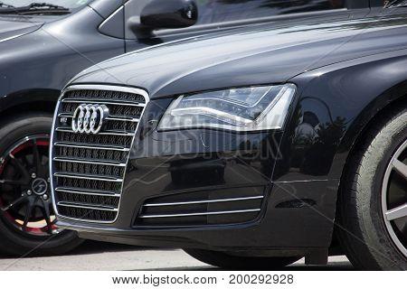 Private Car Audi A8 Hybrid.