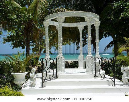 Wedding Pavilion at Beaches Negril