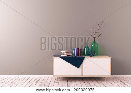 Creative Scandinavian Room