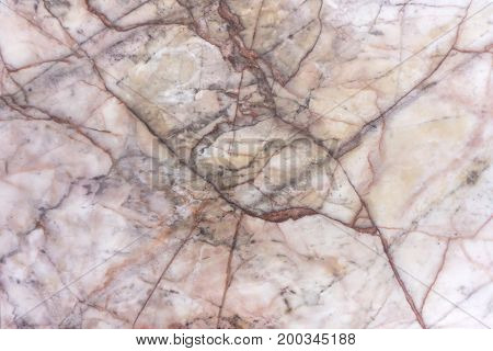 Background Of Pink Marble Used For Wall Decoration And Bathroom Interior.
