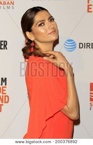 LOS ANGELES - AUG 15:  Blanca Blanco at the
