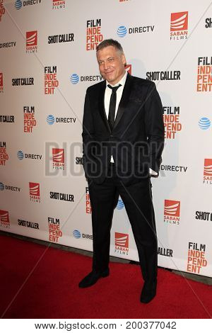 LOS ANGELES - AUG 15:  Holt McCallany at the