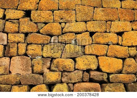 Volcanic rock background