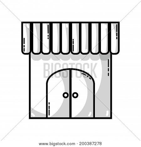 line company market to finance strategy business vector illustration