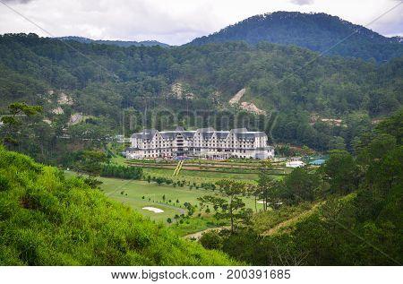 Luxury Mountain Resort In Dalat, Vietnam