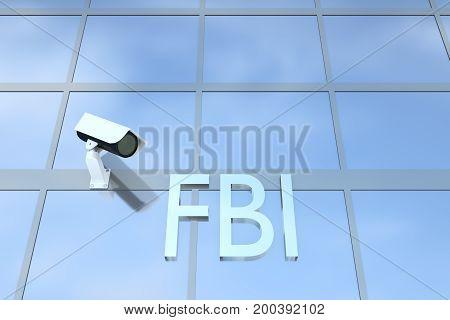Fbi Office Concept