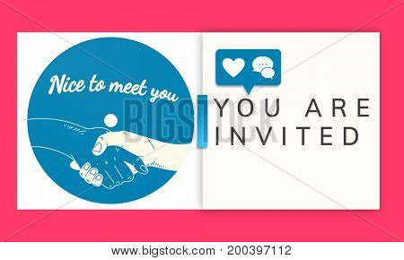 You are Invited Party Representation Notice