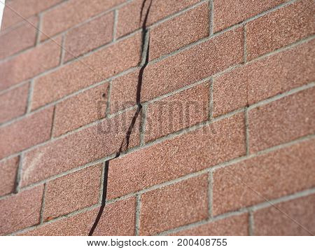 Cracked Wall Detail