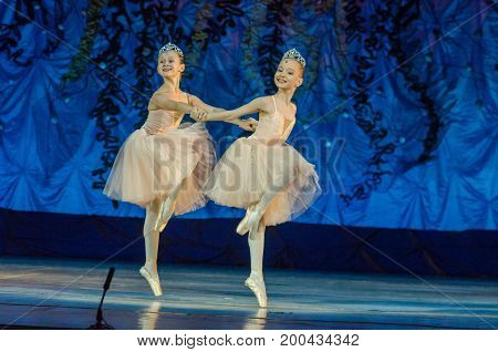 This Eternal Ballet Tale.