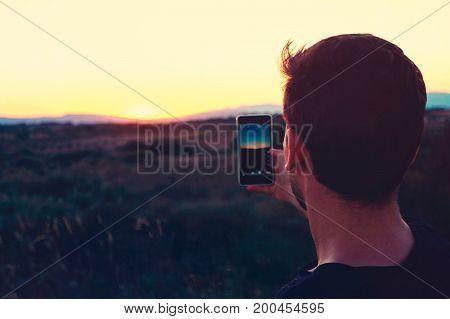 Portugal Sunset Lover, Photography | Apaixonado pelo pôr do Sol de Portugal, Fotografia