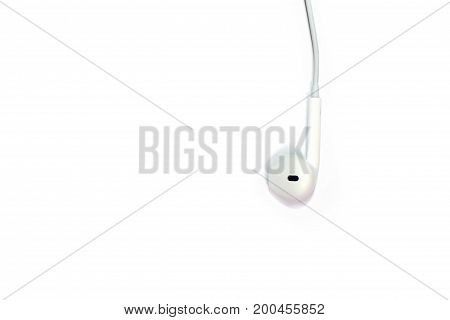 Earphone use for phone or computer musical.