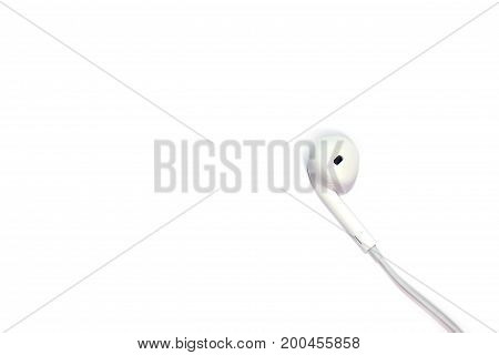 Earphone use phone or computer for musical.