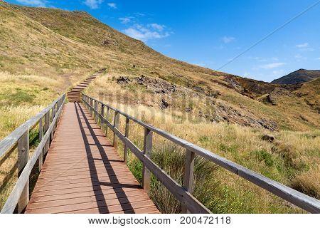 East Coast Of Madeira Island, Ponta De Sao Loure