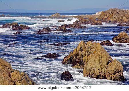 17 Mile Drive Seascape