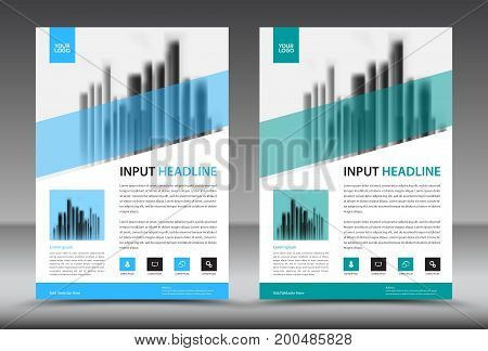 Business brochure flyer template layout annual report cover design advertisement printing magazine ads poster leaflet corporate creative idea size in a4