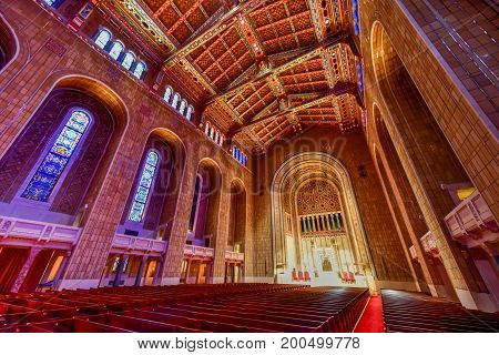 Temple Emanu-el - New York City