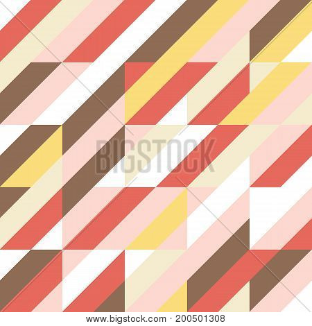 Created color stripe abstract background stock vector