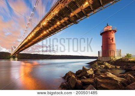 Little Red Lighthouse - New York