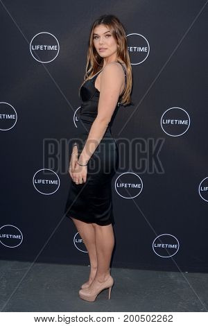 LOS ANGELES - AUG 16:  Cambrie Schroder at the