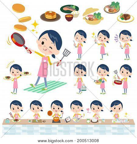 Childminder Women_cooking