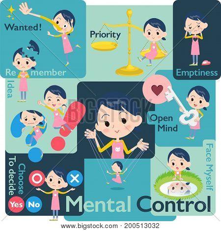 Childminder Women_mental & Volition