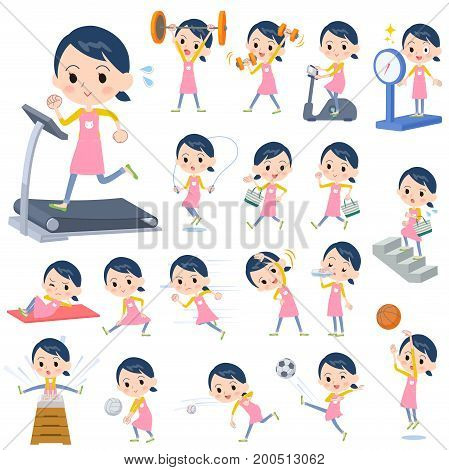 Childminder Women_sports & Exercise
