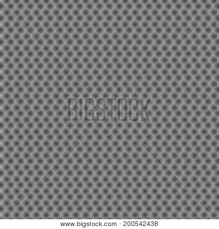 Black and white pattern with bacteria unicellular organisms or virus round details medical or scientific subjects Vector background