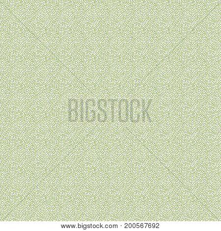 Greenery polka dot seamless pattern background illustration.
