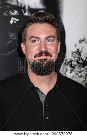 NEW YORK, NY - AUGUST 17: Director Adam Wingard attends the 'Death Note' New York premiere at AMC Loews Lincoln Square 13 theater on August 17, 2017 in New York City.