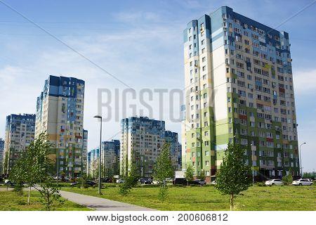 In Ancient Nizhny Novgorod Is A Modern Homes