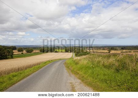 Yorkshire Wolds Highway